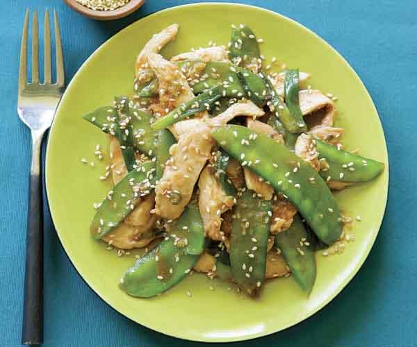 Health benefits of eating sugar snap peas