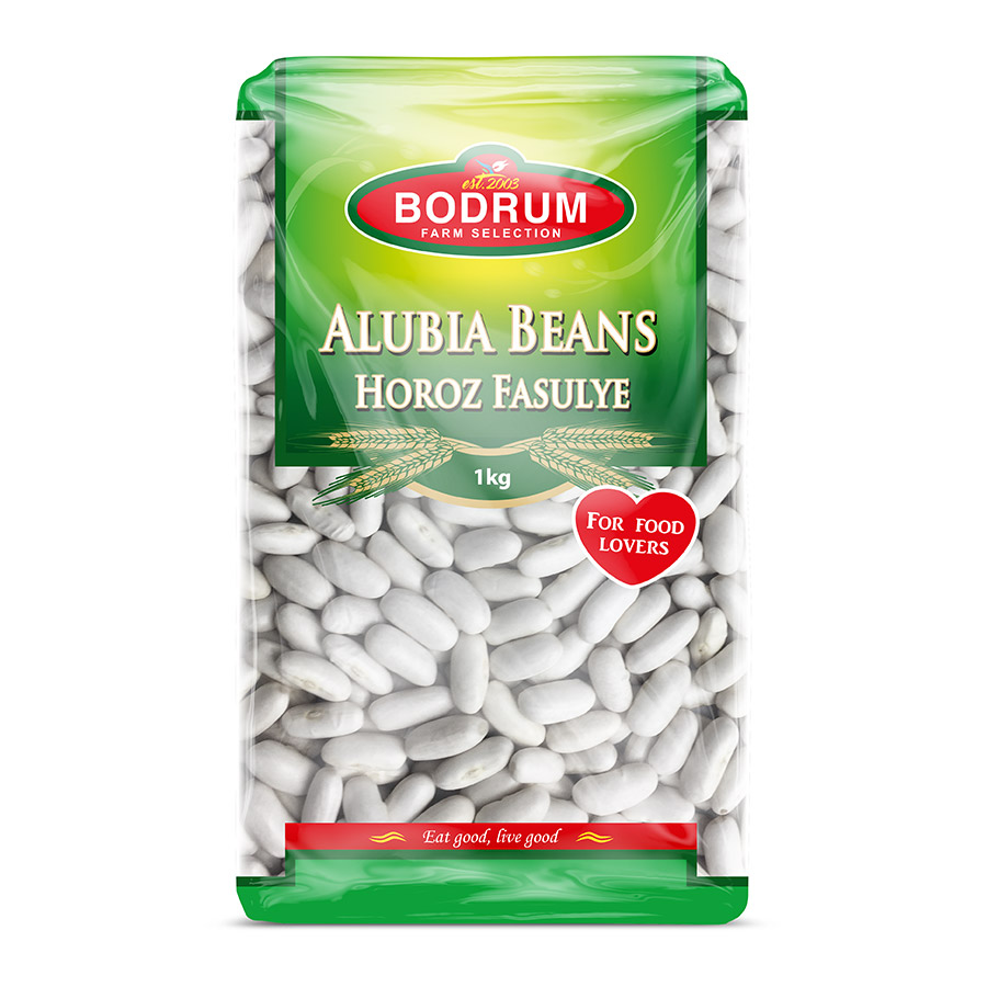 Alubia Beans