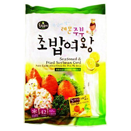 Seasoned Fried Soybean Curd