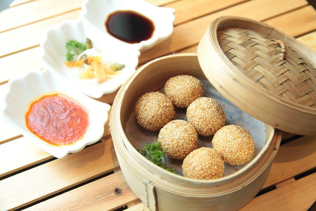 Asian Snacks