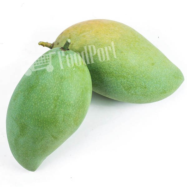 Green sweet mango