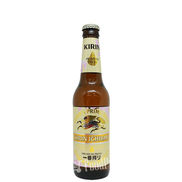 Kirin Ichiban as sell it in our store
