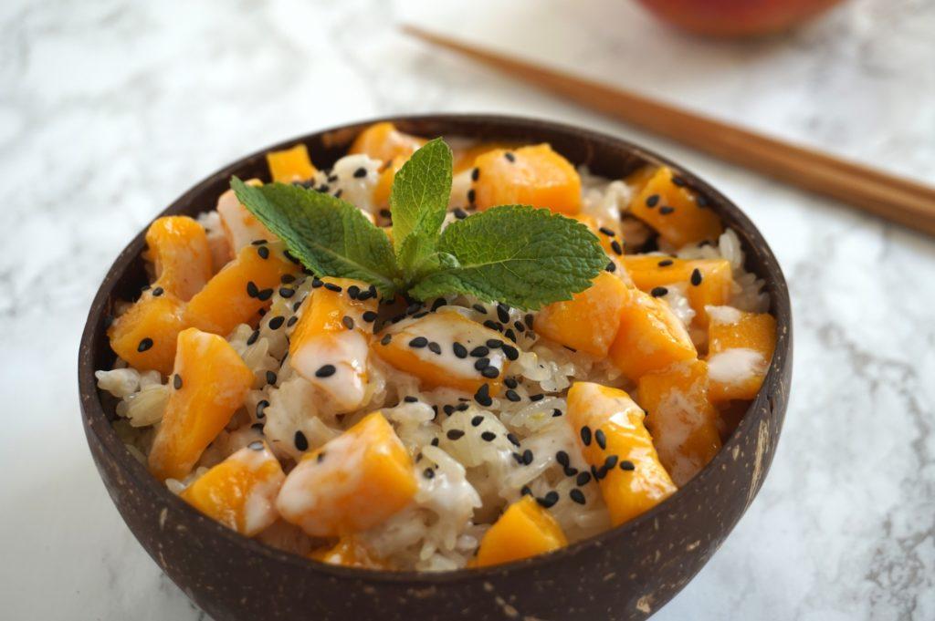 health benefits of eating black glutinous rice