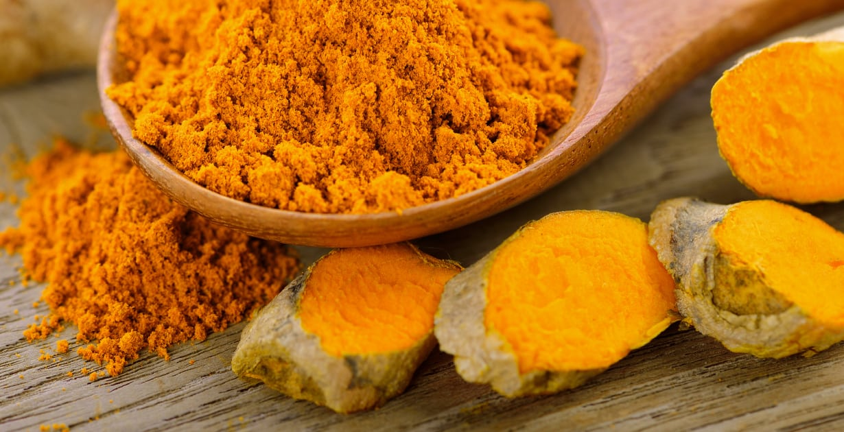 health benefits of eating turmeric powder