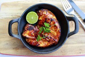 whole roast chicken