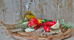 Making your own Chili Oil