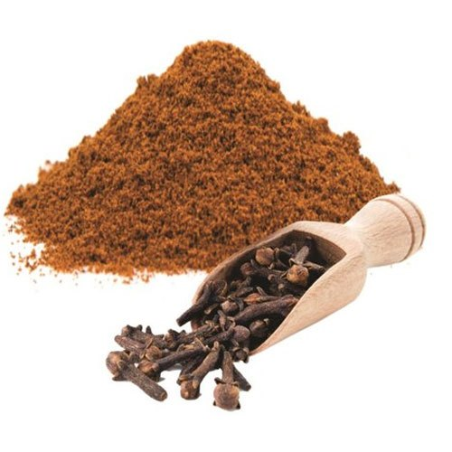 clove powder taste (in a scoop)