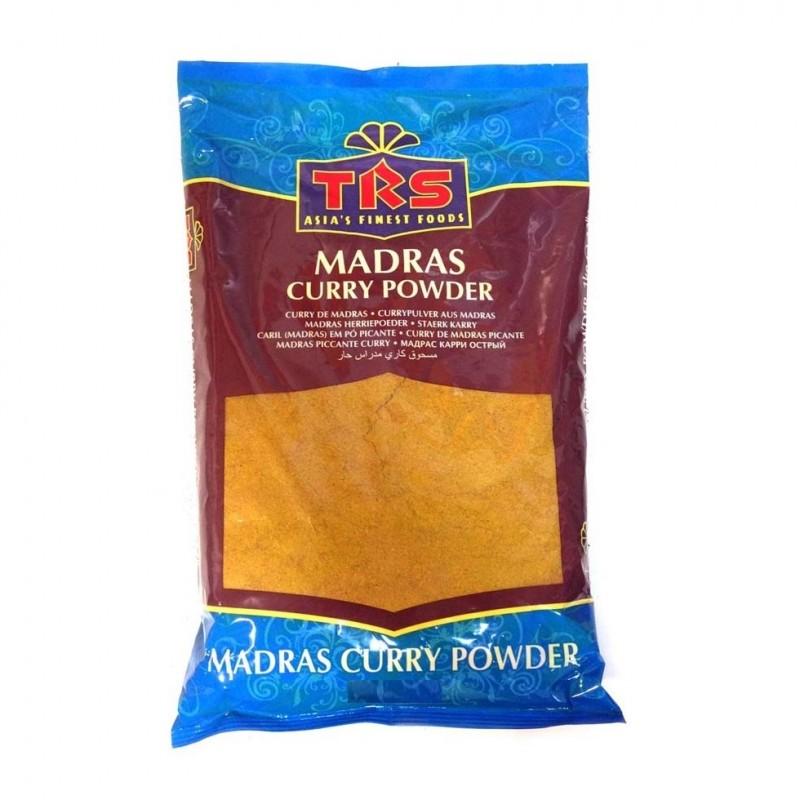 Madras Curry Powder Hot