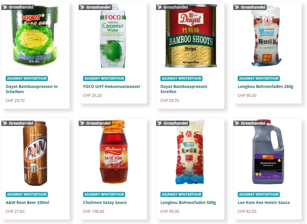 B2B Lebensmittel online verkaufen