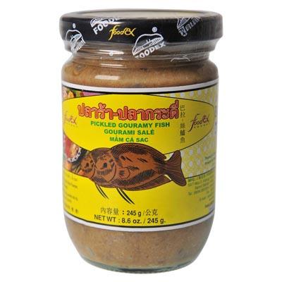 Gurami Fisch Gericht
