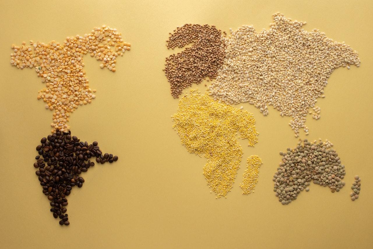 Incoterms und Agrarrohstoffe (landwirtschaftliche Güter)