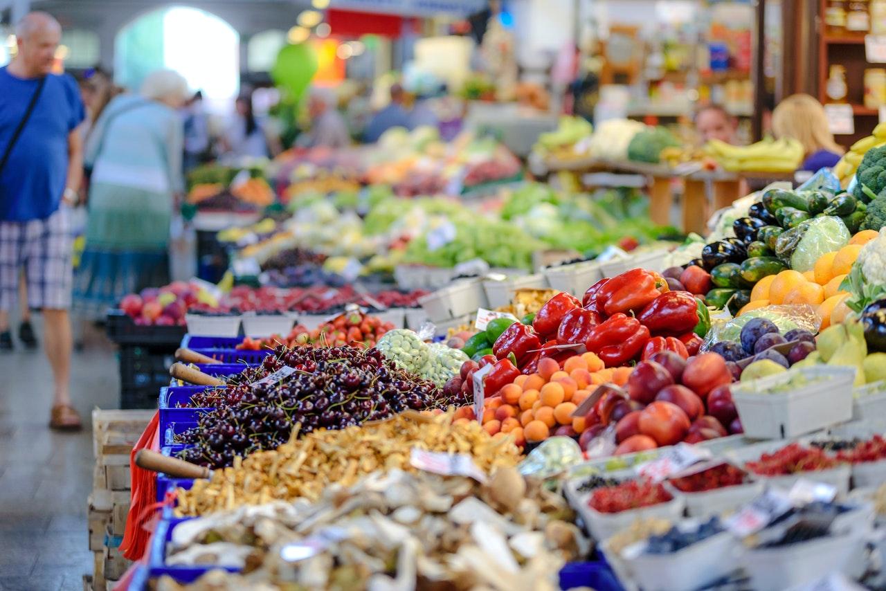 Produkte von Lebensmittel Grosshändler