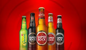 Super Bock Bier Sorten