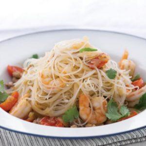 Starch Noodles (Dish)