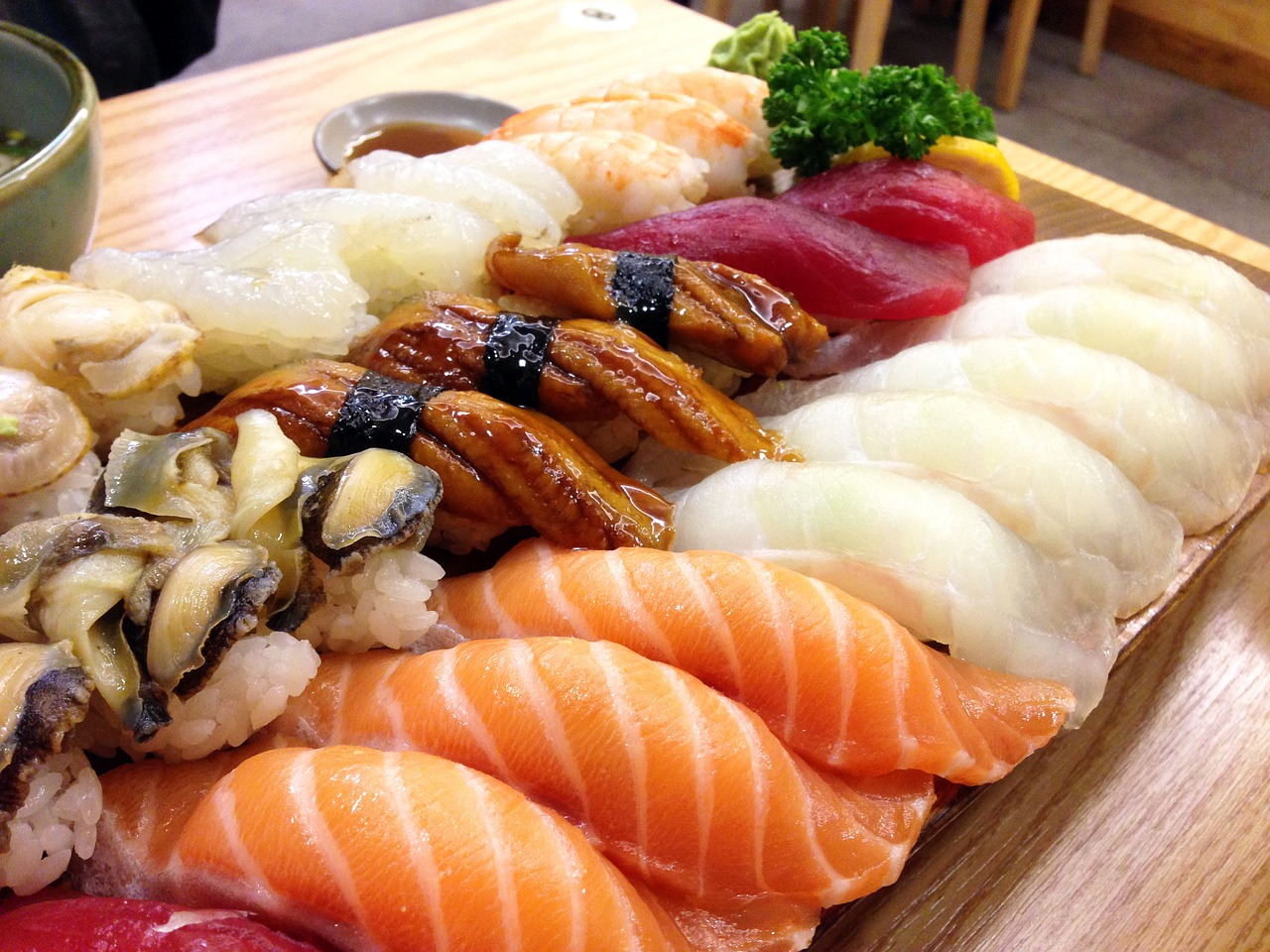 Asiatische Lebensmittel