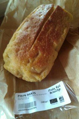 Pain maïs
