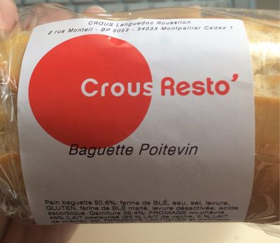 Baguette Poitevin