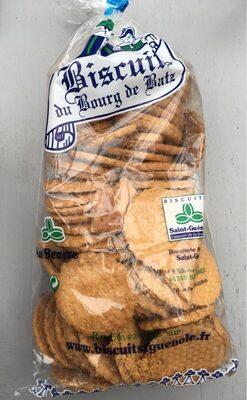 Biscuiot de bourg de batz