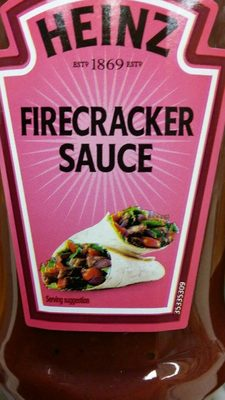 Heinz Firecracker Sauce 220Ml