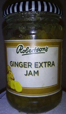 Ginger Extra Jam