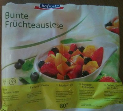 Bunte Früchteauslese