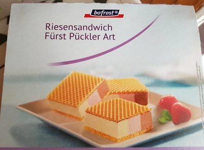 Riesensadwich