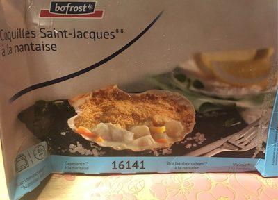 Coquilles Saint-Jacques Nantaises