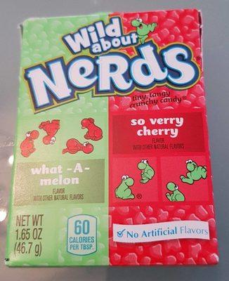 Wild about Nerds