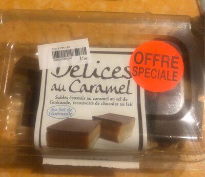 Delice caramel