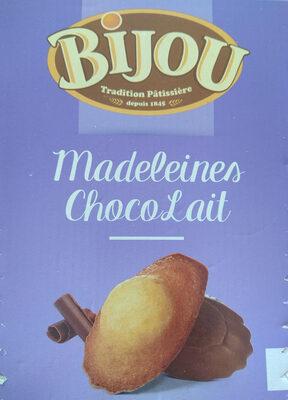 Madeleines ChocoLait