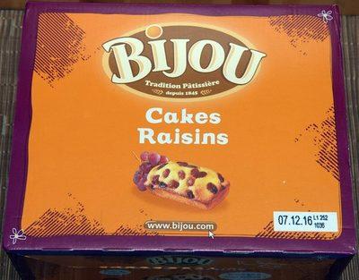 Cakes Raisins