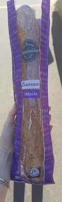 Pain Constance aux céréales