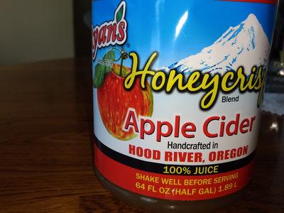 Ryan's Honeycruso Apple Cider