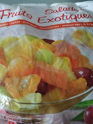 Salade Fruits Exotiques