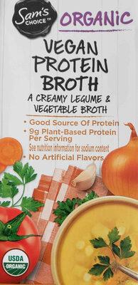 Vegan Protein Broth