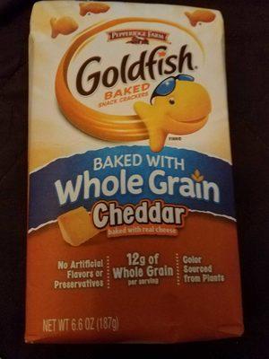 Pepperidge farm crackers cheddar