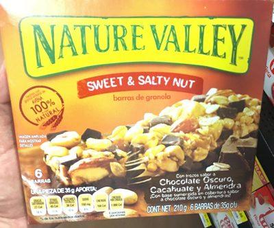 Sweet & salty nut