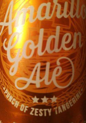 Amarillo Golden Ale