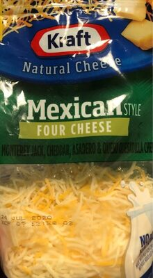 Mexican style cheese