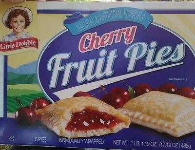 Cherry Fruit Pies