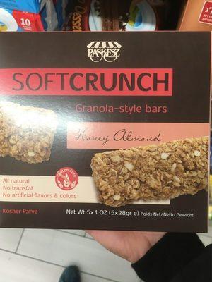 Soft crunch