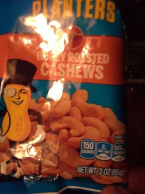 Honey roasted cashews
