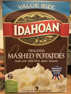 Original mashed potatoes
