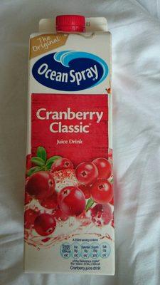 Ocean Spray Cranberry Select 1 Litre