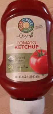 Easy to squeeze tomato ketchup, tomato