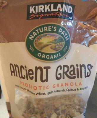 Ancient Grains Probiotic Granola