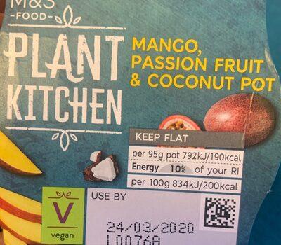 Plant Kitchen