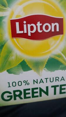 Lipton, pure green tea