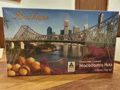Australia's Finest Chocolate Covered Macadamia Nuts