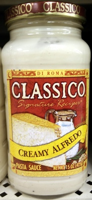 Creamy Alfredo Pasta Sauce